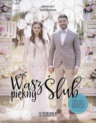 Wasz piękny ślub - okładka książki