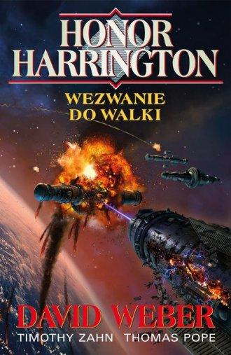 Honor Harrington. Wezwanie do walki - okładka książki