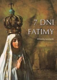 7 dni Fatimy - okładka książki