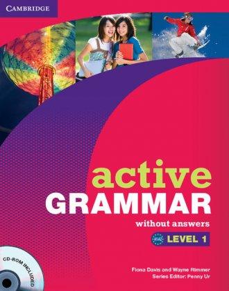 Active Grammar 1 without Answers - okładka podręcznika