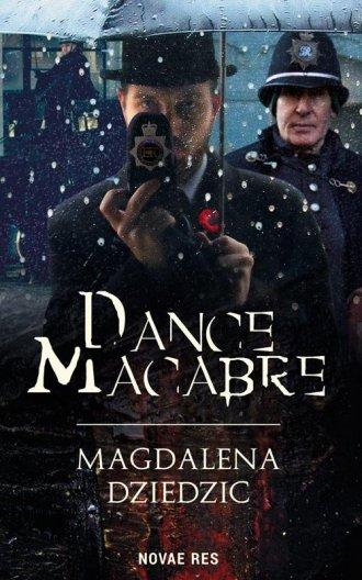 Dance macabre - okładka książki