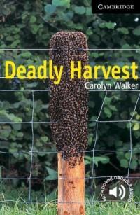 Deadly Harvest. Level 6 - okładka książki