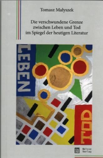 Die verschwundene Grenze zwischen - okładka książki
