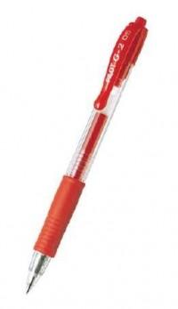 Długopis żelowy (czerwony) - zdjęcie produktu