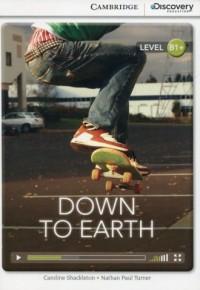 Down to Earth. Intermediate Book with Online Access - okładka książki