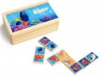 Drewniane domino Gdzie jest Dory - zdjęcie zabawki, gry
