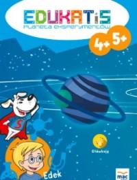 Edukatis. Planeta eksperymentów - okładka podręcznika