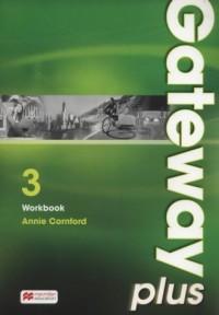 Gateway Plus 3. Workbook - okładka podręcznika