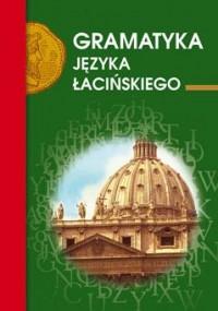 Gramatyka języka łacińskiego - okładka podręcznika