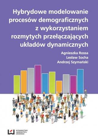 Hybrydowe modelowanie procesów - okładka książki