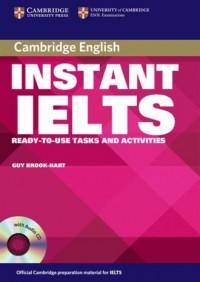 Instant IELTS Pack - okładka podręcznika