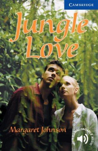 Jungle Love. Level 5 - okładka książki