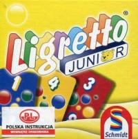 Ligretto. Junior - zdjęcie zabawki, gry