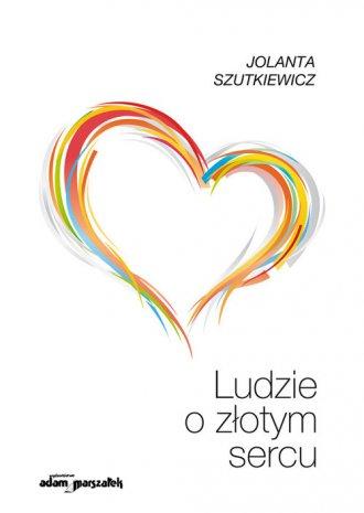 Ludzie o złotym sercu - okładka książki