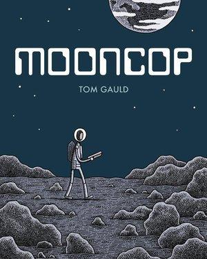 Mooncop - okładka książki