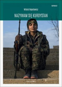 Nazywam się Kurdystan - okładka książki