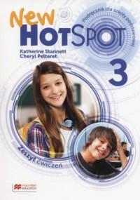 New Hot Spot 3. Zeszyt ćwiczeń - okładka podręcznika