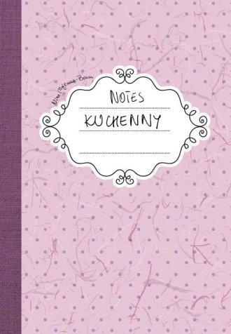 Notes kuchenny - okładka książki