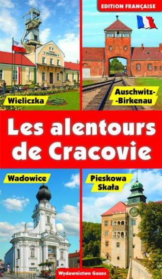 Okolice Krakowa (wersja fr.) - okładka książki