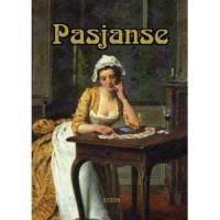 Pasjanse - okładka książki