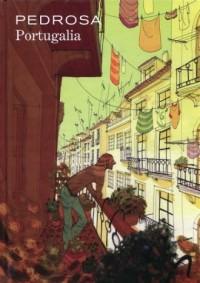 Portugalia - okładka książki