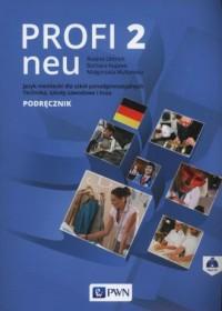 Profi 2 neu. Podręcznik wieloletni (+ CD) - okładka podręcznika