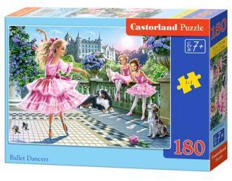 Baletnice (puzzle 180-elem.) - zdjęcie zabawki, gry