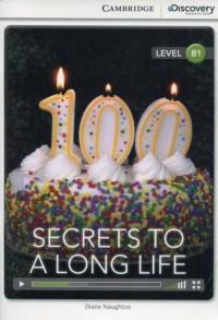 Secrets to a Long Life Intermediate - okładka podręcznika