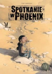 Spotkanie w Phoenix - okładka książki