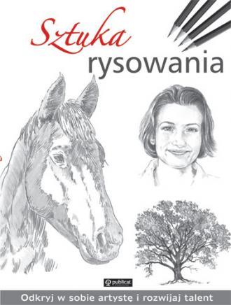 Sztuka rysowania - okładka książki