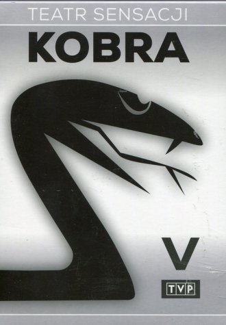 Teatr Sensacji. Kobra V. Kolekcja - okładka książki