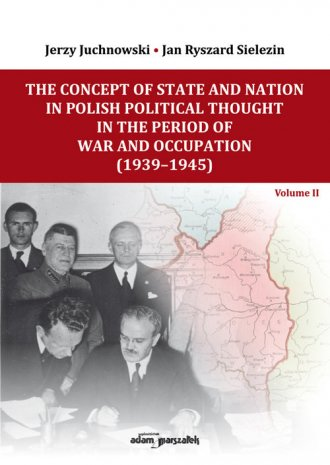 The Concept of State and Nation - okładka książki