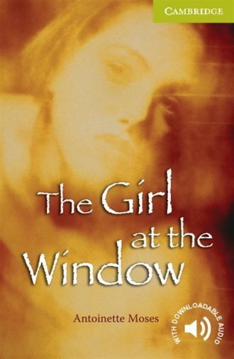 The Girl at the Window. Starter - okładka książki
