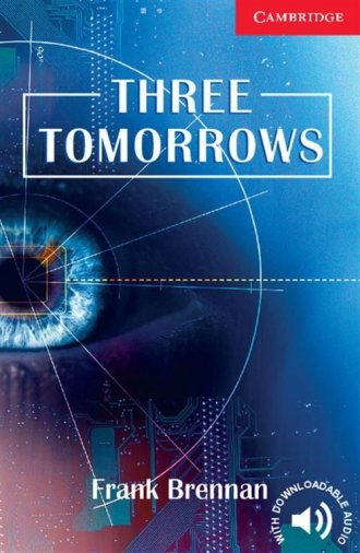Three Tomorrows. Level 1. Beginner - okładka książki