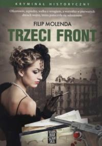Trzeci Front - okładka książki