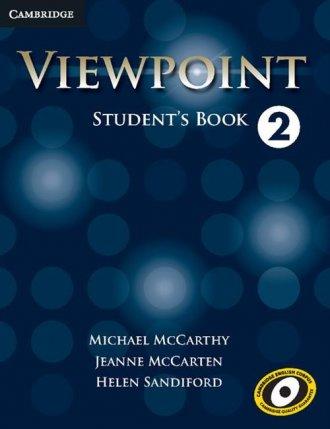 Viewpoint 2. Students Book - okładka podręcznika