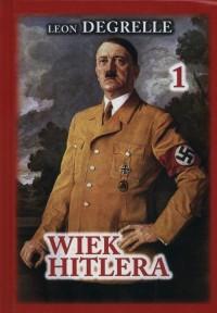 Wiek Hitlera - okładka książki
