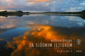 Za siódmym jeziorem Kaszuby - okładka książki