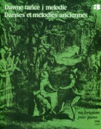 Dawne tańce i melodie na fortepian 3 - okładka podręcznika