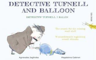 Detektyw Tufnell i Balon - okładka książki