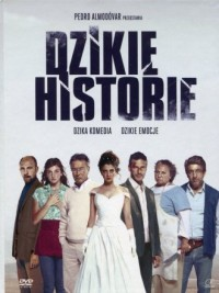 Dzikie historie (DVD Video) - okładka filmu