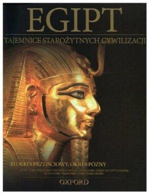 Egipt. III okres przejściowy  okres - okładka książki