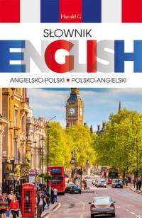 English. Słownik angielsko-polski, - okładka książki