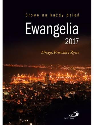 Ewangelia 2017 (mały format, oprawa - okładka książki