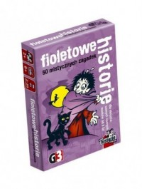 Fioletowe historie - zdjęcie zabawki, gry