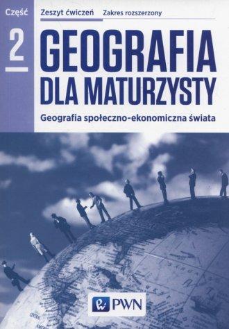Geografia dla maturzysty. Szkoły - okładka podręcznika