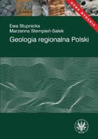 Geologia regionalna Polski - okładka książki