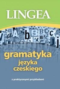 Gramatyka języka czeskiego - okładka podręcznika