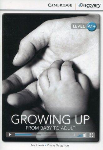 Growing Up: From Baby to Adult - okładka podręcznika