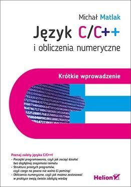 Język C/C   i obliczenia numeryczne. - okładka książki